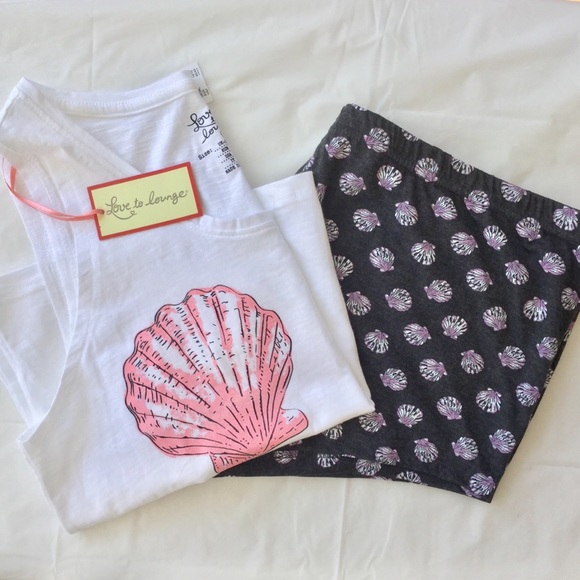 5b70a57b9bdc Primark Intimates & Sleepwear | Love To Lounge Shell Yeah Pajama ...